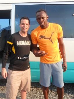 Jamaica Bolt